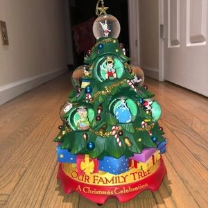 Disney Christmas Decor